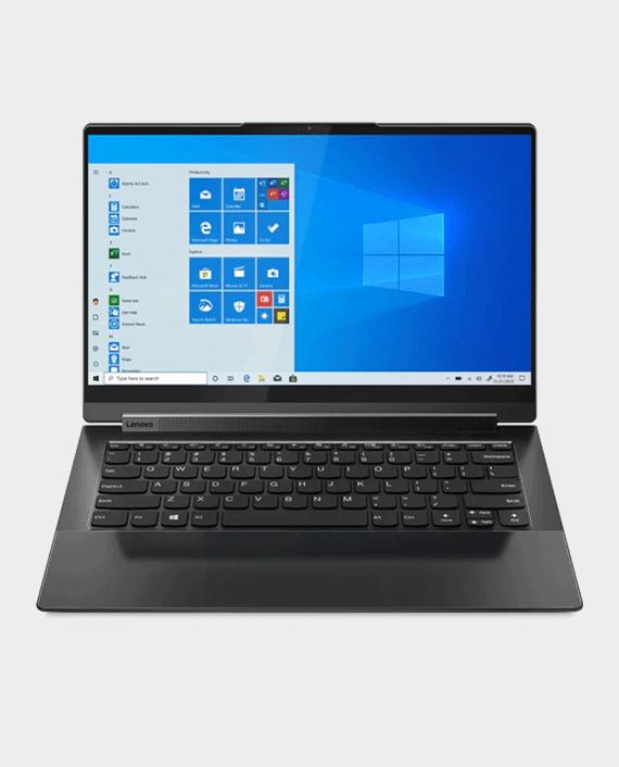 Lenovo Yoga 9 14ITL5 82BG000SAX Intel Core i7-1165G7 16GB RAM 1TB SSD Intel Iris Xe Graphics 14 Inch UHD Touch Pen Office 365 Personal Windows 10 Black in Qatar