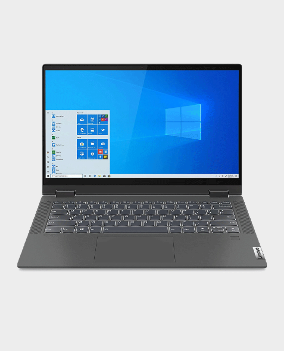Lenovo Ideapad Flex 5 14ITL05 82HS0082AX Intel Core i7-1165G7 16GB RAM 512GB SSD 2GB MX450 Graphics 14 Inch FHD Pen Backlit keyboard Ms office 365 Windows 10 Grey in Qatar