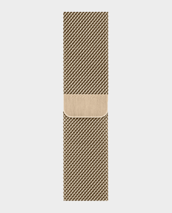 Apple Watch Series 6 M09G3 44mm GPS Cellular Gold Stainless Steel Case with Milanese Loop