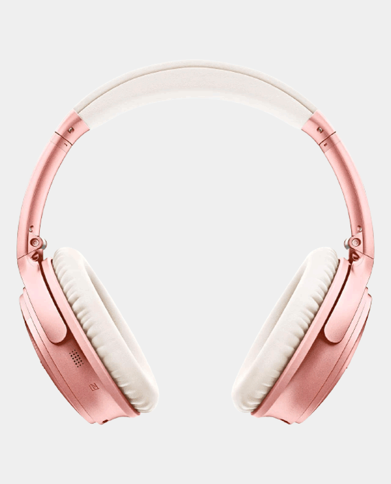 Bose QuietComfort 35 Wireless Headphones II Rose Gold in Qatar