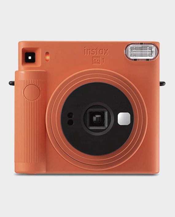 Fujifilm Instax Square SQ1 Instant Camera Orange in Qatar