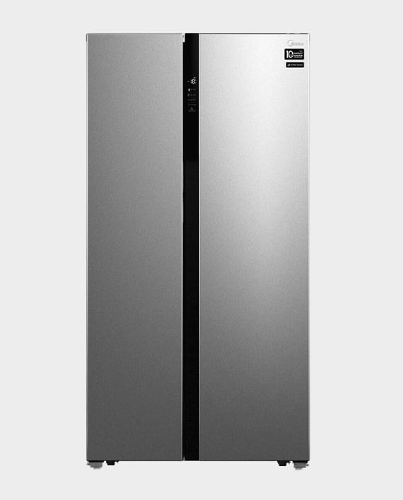 Midea HC-832WEN 607Ltr Side by Side Refrigerator in Qatar