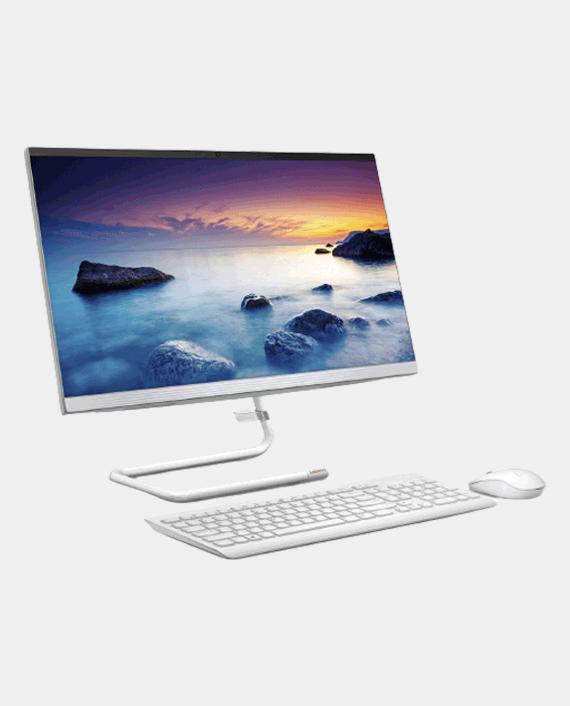 Lenovo IdeaCentre AIO 3 24IMB05 F0EU00ATAX Intel Core i5-10400T 8GB RAM 512GB SSD AMD Radeon 530 2GB 23.8 Inch FHD Touch Windows 10 White in Qatar