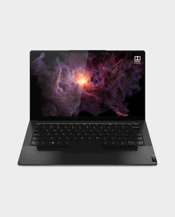 Lenovo Ideapad Yoga Slim / 82BG006JAX / i7-1165G7 / 16GB Ram / 1TB SSD / Intel UHD Graphics / 14 Inch UHD / Windows 10 Grey in Qatar