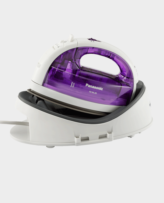 Panasonic NI-WL30 Cordless Steam Iron with Multi-Direction Soleplate in Qatar
