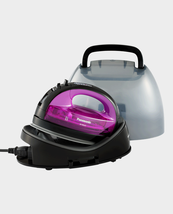 Panasonic NI-WL41 Cordless Steam Iron with Multi-Direction Soleplate in Qatar