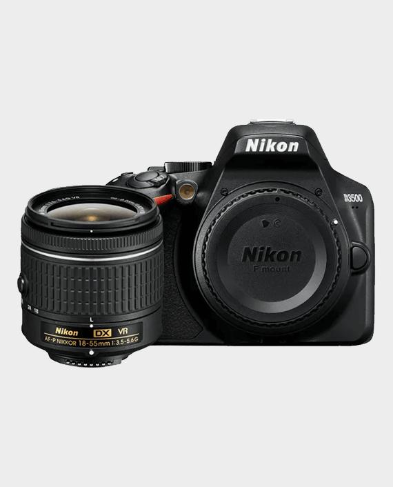 Nikon D3500 DSLR Camera with 18-55 mm Lens