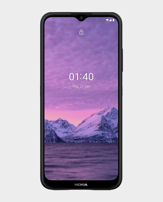 Nokia 1.4 DS 3GB 64GB Purple