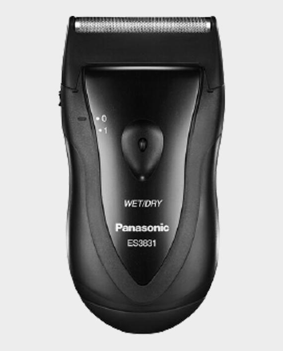 Panasonic ES3831K Compact Single Blade Travel Shaver in Qatar