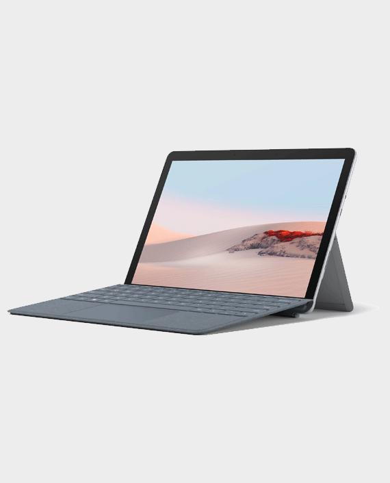 Microsoft Surface Go 2 RRX-00005 Intel Core m3-8100Y 4GB Ram 64GB eMMC 10.5″ Display Windows 10 Pro Platinum in Qatar