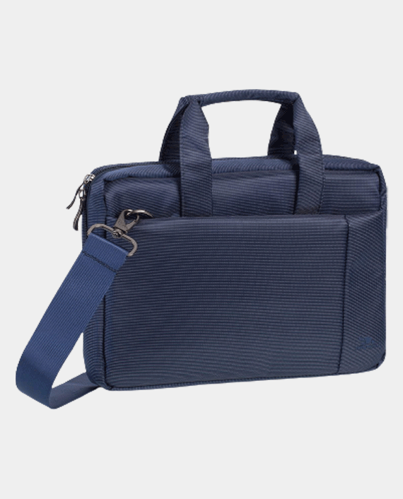 RivaCase 8221 Laptop Bag 13.3 Inch Blue in Qatar