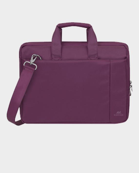 RivaCase 8231 Laptop Bag 15.6 Inch Purple in Qatar