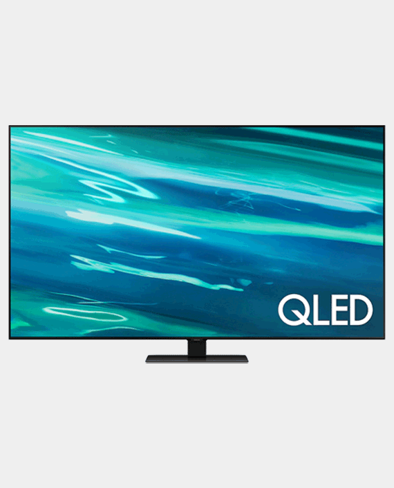 Samsung QA65Q80AAUXQR Q80A QLED 4K Smart TV (2021) 65 Inch in Qatar