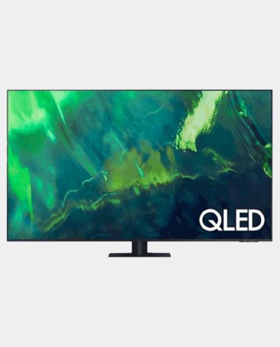 Samsung QA75Q70AAUXQR QLED 4K Smart TV (2021) 75 Inch in Qatar