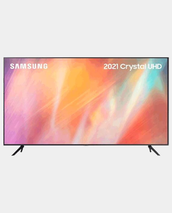 Samsung UA43AU7000UXQR Crystal UHD 4K Smart TV (2021) 43 Inch in Qatar