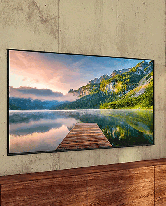 Samsung UA43AU8000UXQR Crystal UHD 4K Smart TV 2021 43 Inch