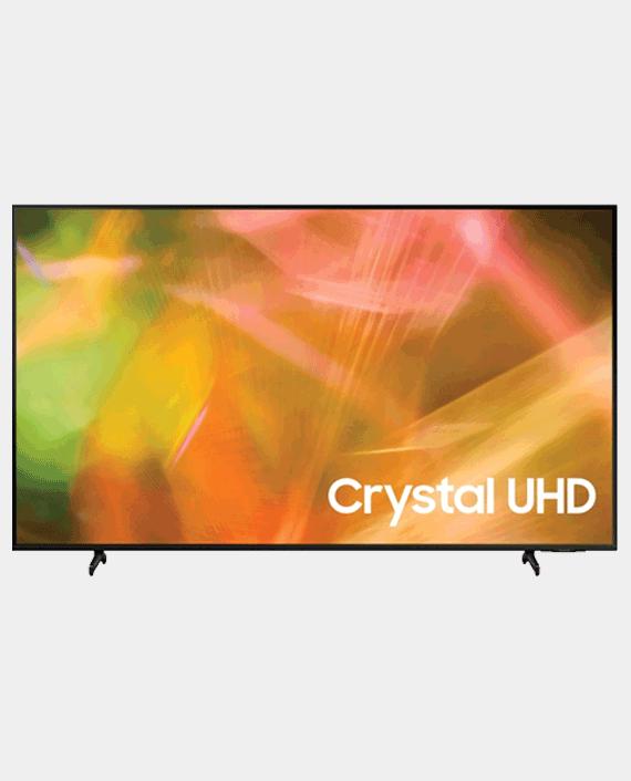 Samsung UA43AU8000UXQR Crystal UHD 4K Smart TV 2021 43 Inch in Qatar