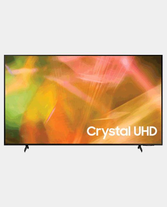 Samsung UA55AU8000UXQR Crystal UHD 4K Smart TV (2021) 55 Inch in Qatar