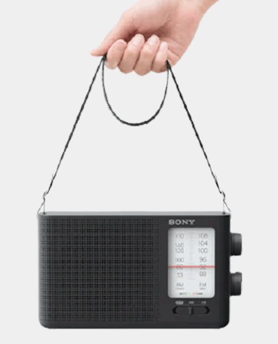 Sony ICF 19 Analog Tuning Portable FM/AM Radio