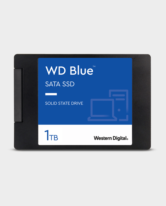 WD Blue 3D NAND Solid State Drive 1TB in Qatar