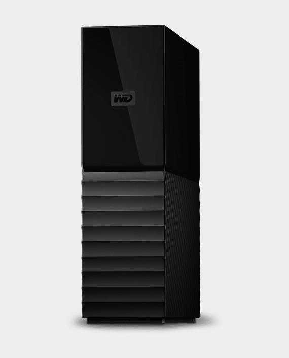 Western Digital 8TB My Book Desktop External Hard Drive WDBBGB0080HBK-EESN in Qatar
