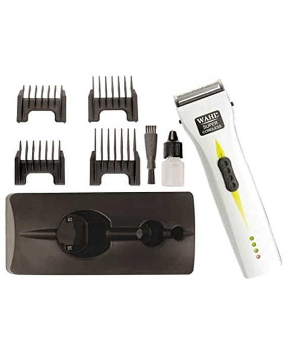 Wahl 1872 Super Cordless Professional Cord Cordless Hair Clipper
