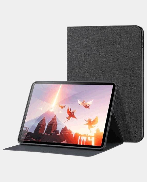 X-level Canvas Series Book Case For Samsung Tab S6 Lite (P610/P615) in Qatar