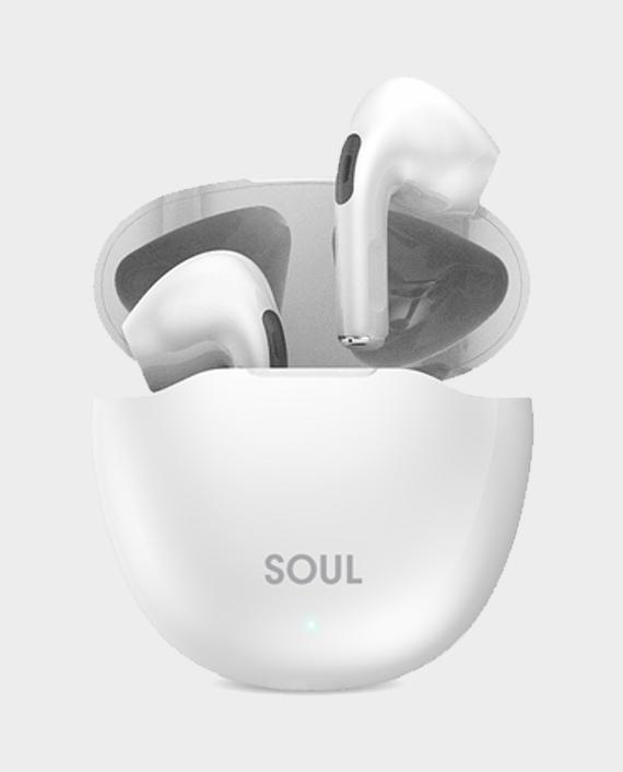 X.Cell Soul 3Pro Wireless Hi-Fi Stereo Earpods White in Qatar