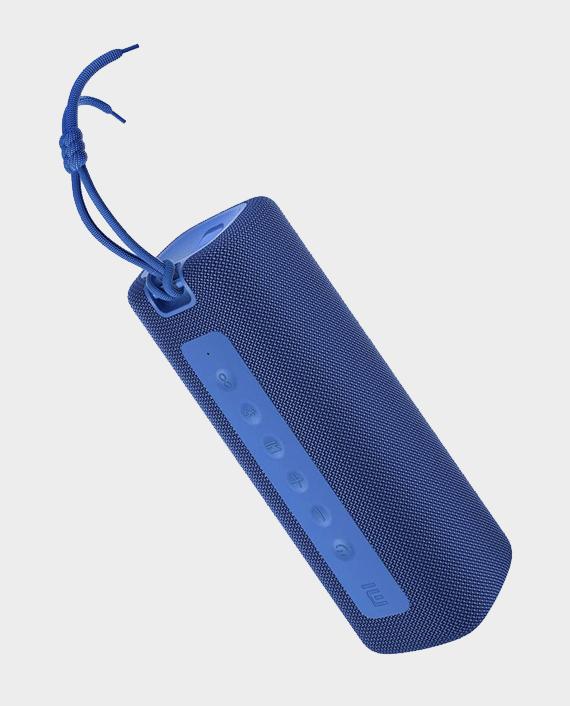 Xiaomi Mi QBH4197GL Portable Bluetooth Speaker 16W Blue in Qatar