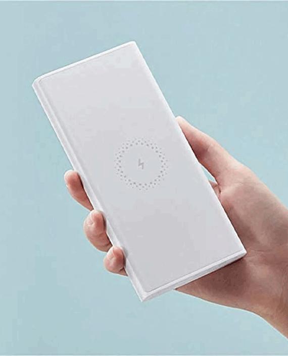 Xiaomi Mi VXN4294GL Wireless Power Bank Essential 10000mAh White