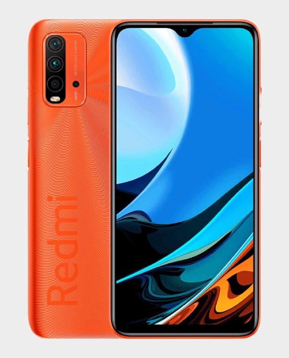 Xiaomi Redmi 9T 4GB 128GB Sunrise Orange in Qatar