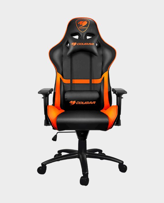 Cougar Armor Gaming Chair Orange in Qatar