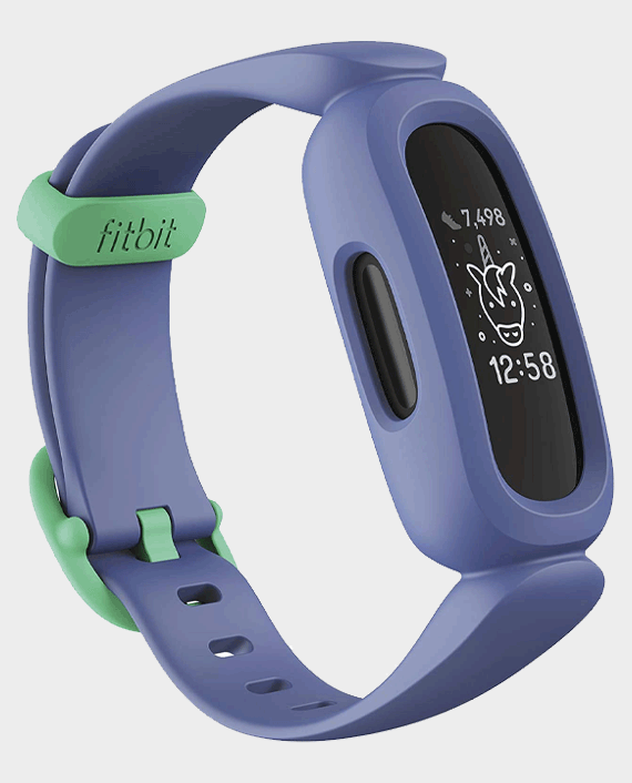 Fitbit Ace 3 Activity Tracker For Kids Blue in Qatar