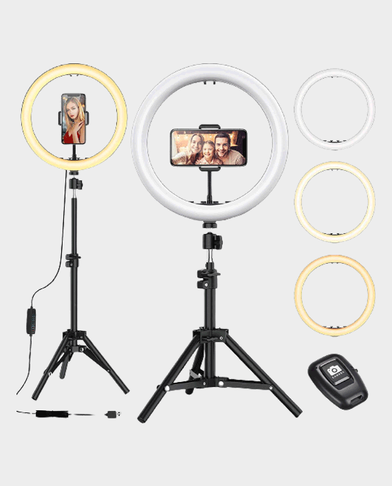 iBrit Selfie Ring Light Studio 10 inch with Tripod in Qatar