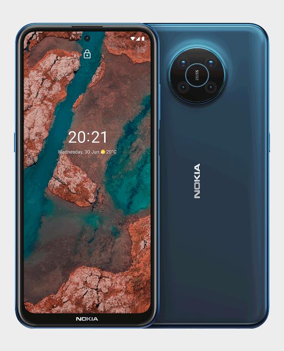 Nokia X20 DS 8GB 128GB Blue in Qatar