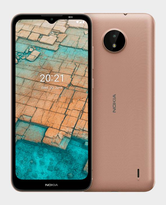 Nokia C20 2GB 32GB Sand in Qatar