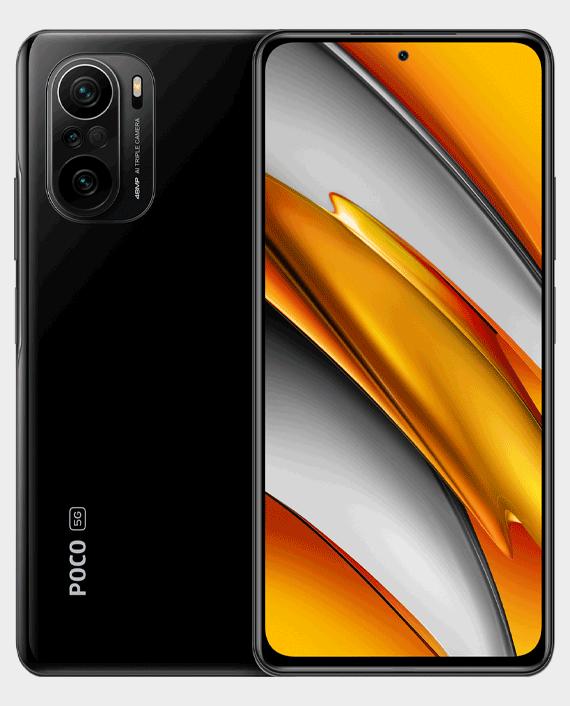 Xiaomi Poco F3 5G 8GB 256GB Night Black in Qatar