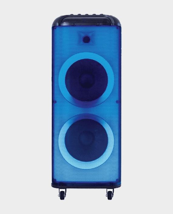 Porodo Soundtec Rumble Portable Party Speaker 100W in Qatar