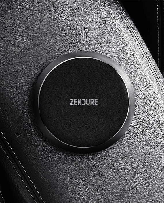 Zendure Q4 Wireless Charger with Qi Compatibility 10W