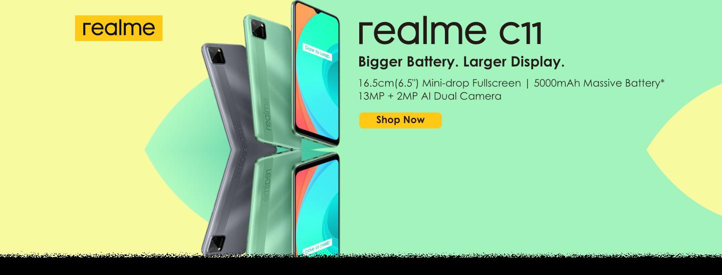 Realme C11 In Qatar