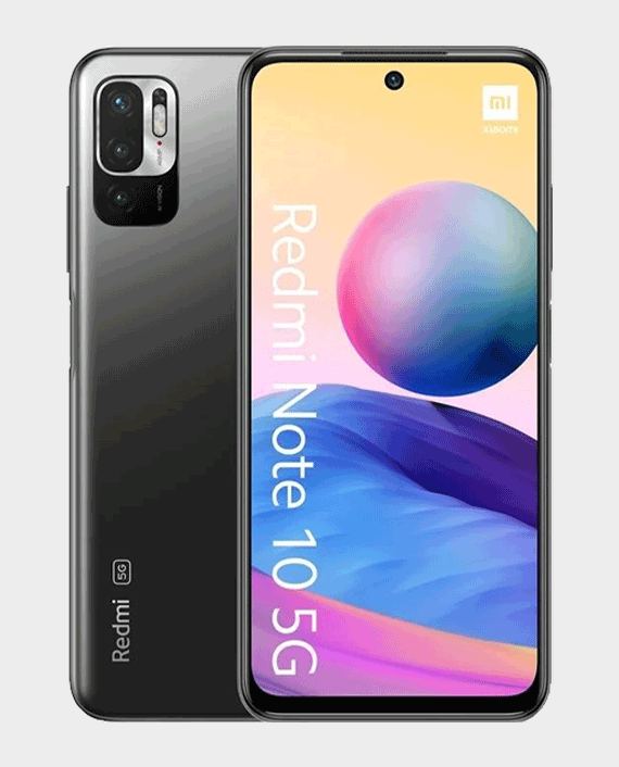Xiaomi Redmi Note 10 5G 4GB 128GB Gray in Qatar