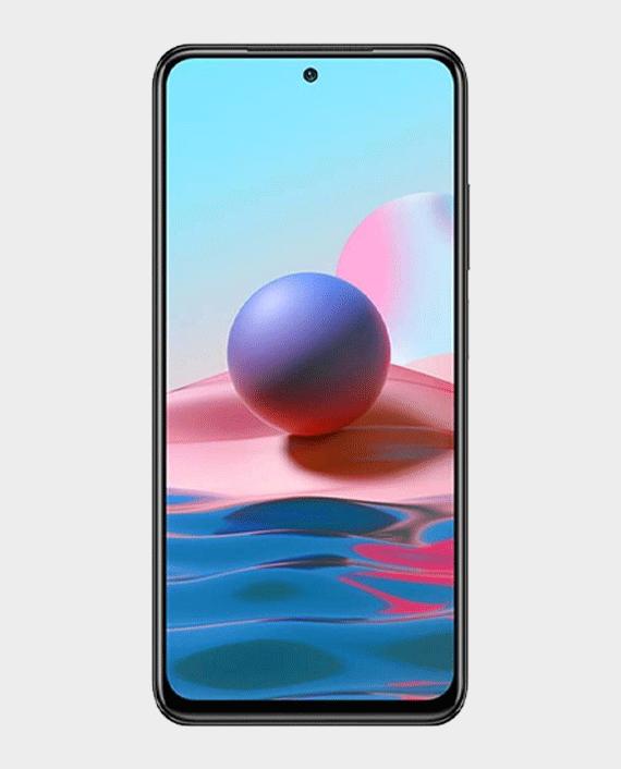 Xiaomi Redmi Note 10 6GB 128GB Black in Qatar
