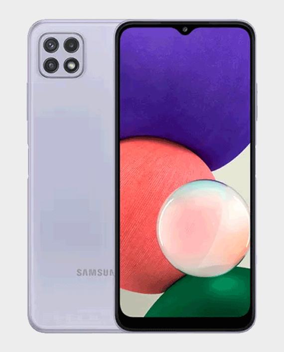 Samsung Galaxy A22 5G 4GB 64GB Violet in Qatar