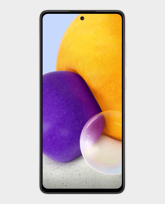 Samsung Galaxy A72 8GB 256GB Awesome White in Qatar