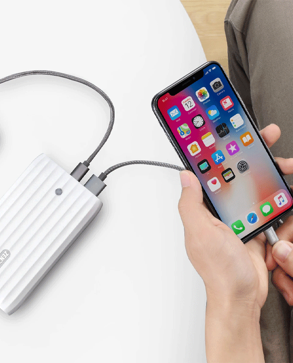 Zendure A6 Portable Charger & Hub with USB-C PD 45W 20100mAh
