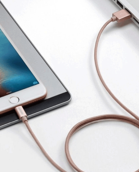 Zendure Braided Aluminum Charge / Sync Lightning Cable 1mtr (100cm)