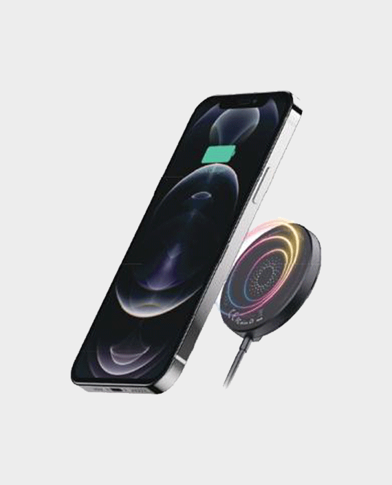 Smart AAMWC01 15W Premium Wireless Magnetic Charger in Qatar