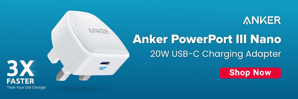 Anker PowerPort III Nano 20W In Qatar