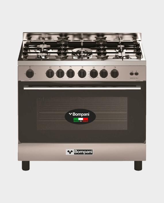Bompani BO693ND/L 5 Burner Cooking Range 90x60 in Qatar