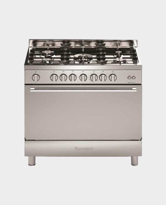 Bompani BO693NE/L 5 Burner Cooking Range 90x60 in Qatar